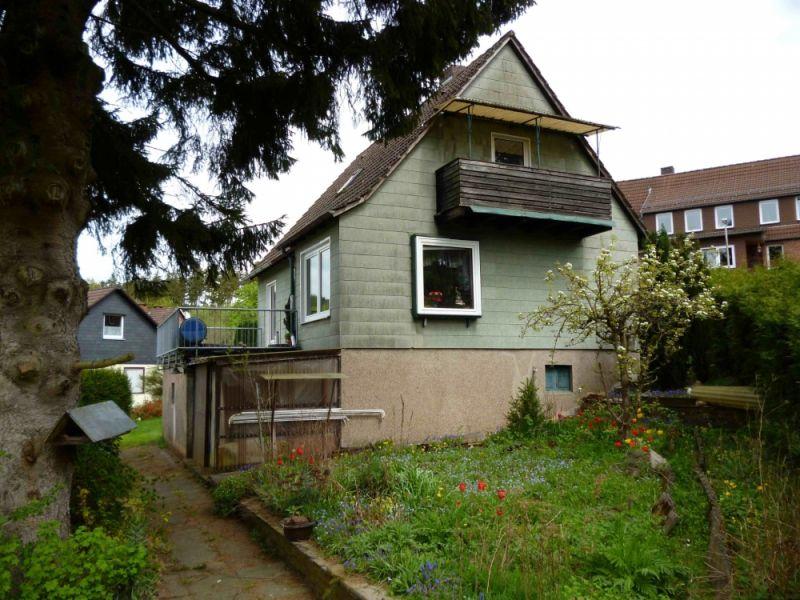 37603 Holzminden Haus Gemuetliches 60er Jahre Haus Auf Grosszuegigem
