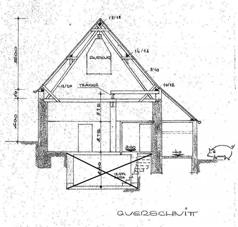 Auergewhnlich Wohnen An Der Mosel Urige Scheune Ausbauen 182683013