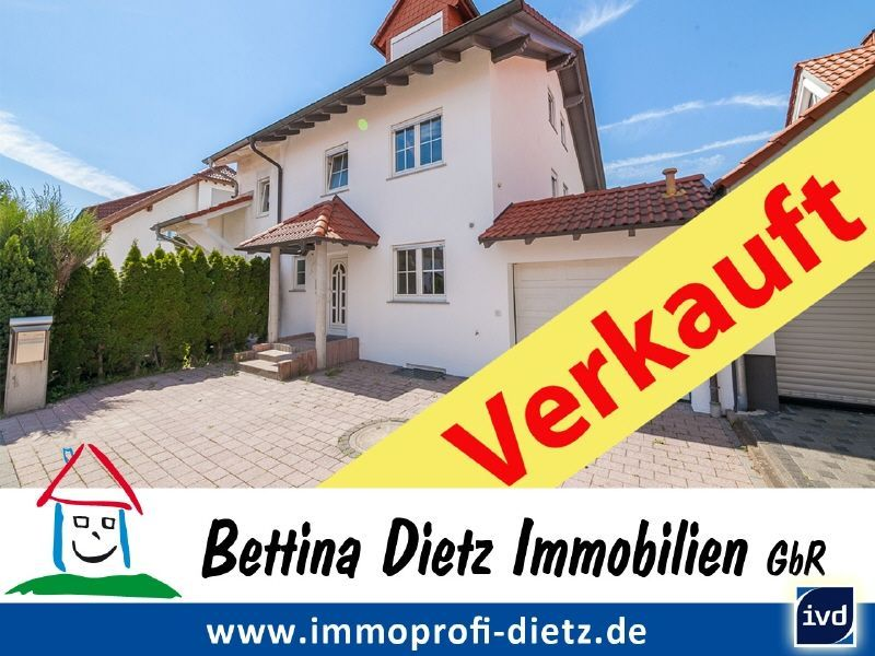 64850 Schaafheim Haus Dietz Grosse Doppelhaushaelfte Mit 5 ...