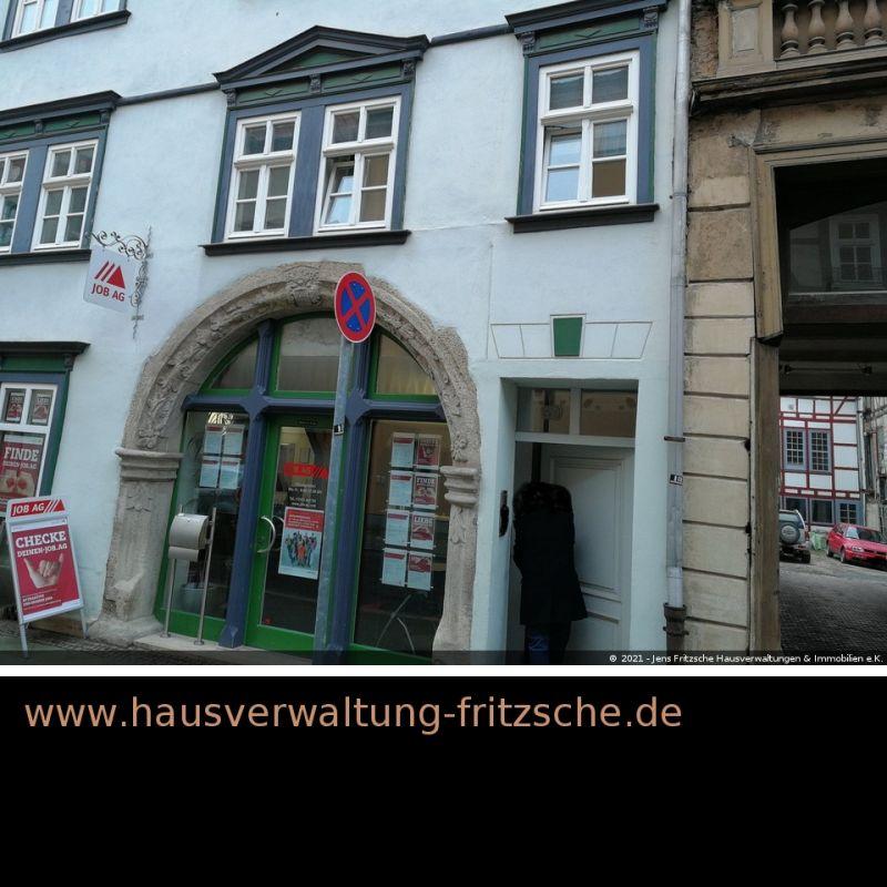 *** 3,5 Zimmerwohnung in Mühlhausen im Stadtzentrum ***