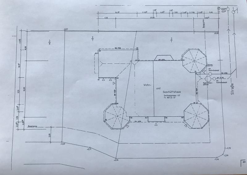 wohn und geschftshaus in attraktiver lage 182756993 gefunden. Black Bedroom Furniture Sets. Home Design Ideas